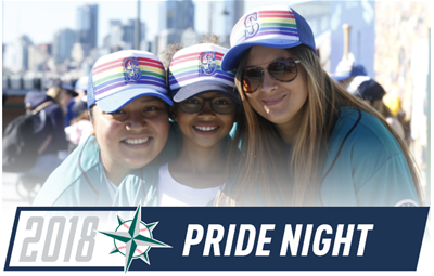 2018 Mariners Pride Match