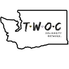 twoc solidarity network logo